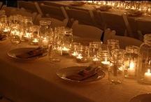 wedding reception / by Cheryl Mimken