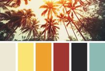 {Perfect Palettes} / Perfect color palettes.