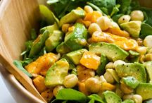 Salads / by Amy Wiebe
