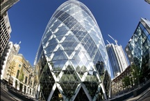 British Architecture - Foster & Partners / Sir Norman Foster is the architectural design wizard behind many of the UK's modern iconic buildings. / by Love GREAT Britain
