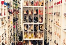 Shoes, shoes & more shoes !! / by Carla Pico Zuñiga