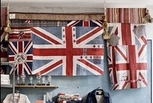 Union Jack / The Union Flag, commonly called the Union Jack, is the national flag of the United Kingdom / by Love GREAT Britain
