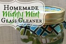 DIY Cleaners / DIY Cleaners for a safe healthy home