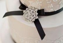 Black, White & Bling Weddings