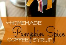 Somethin' Pumpkin  / Pumpkin Recipes & Ideas