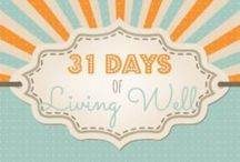 A Lot Can Happen In 31 Days... / A Collection of Great Online 31 Day Blog Series
