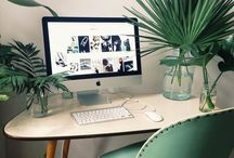 Office and workspace