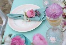 Blue & Pink Weddings
