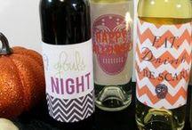 Wine + Halloween