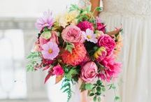 Bouquet Inspiration / by Story Weddings & Events - Edmonton Wedding Planner