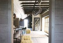 Do you live in a barn? No but I can dream!