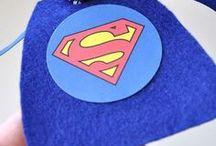 Superhero Birthday Lou