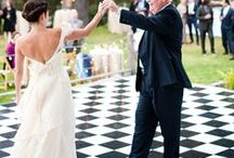 DANCE FLOOR LOVE / Whether it be for a wedding or a social event with friends, you will want to add a dance floor for your guests to enjoy!