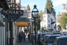 Nevada City, CA / Nestled quietly in the foothills of the Sierra Nevada Mountains, each and every product is made right here in Nevada City, California. We are inspired by the mountains, rivers, lakes, and the never ending breeze rustling through the evergreen trees. Get a unique leather bag or leather accessory straight from the heart of Nevada at http://www.copperriverbags.com/