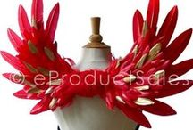 Metallic Wings & Accessories / eProductSales Metallics can be seen at eProductSales.com