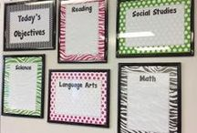 Classroom Themes and Decor / by Nadine Ruiz