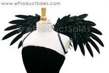 Halloween Wings / Collection of #Halloween #Wings available at eProductSales.com