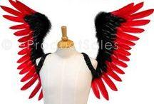 Men's Style Wings