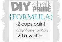 •chalk paint•
