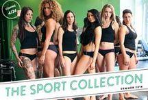 Lookbook | The Hazel Sport Collection | Summer 2014