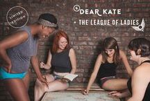 Lookbook | The League of Ladies