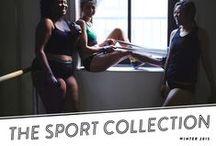 Lookbook | The Hazel Sport Collection | Winter 2015