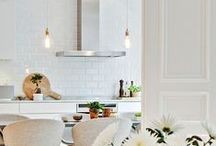 HOME | KITCHEN / Some inspiring ideas for the best room in the house!