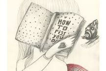 sketch book / ♥ Everyday a piece from what I love to do ♥  http://thereart.ro/loreta-isac-sketchbook/ / by Loreta Isac