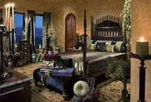 Beautiful Bedroom Design Ideas / Impressive interior design choices for luxurious master bedrooms in custom homes.