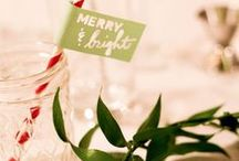 WHITE PEACOCK CHRISTMAS PARTY IDEAS / Christmas party ideas for adults, families and kids!  From modern to traditional get inspiration for the perfect decorations, themes, and party favors!