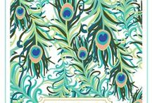 Purely Peacock / All things bright and beautiful! Inspiration for our brand new Spring + Summer 2017 Colorway, Purely Peacock. Live Life in Confidence and Color!   Peacock - confidence - spring - summer - 2017 - new year - stand tall - color - bright - beautiful - green - blue - sea foam green - royal blue - bird - purely - pattern - color way - showcase - feather - exotic