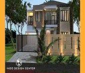 Rumah Minimalis 2 Lantai / Desain Rumah Minimalis 2 Lantai
