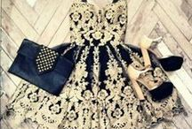Cute outfits! / by Shelby Buckmiller