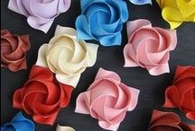 1 ~ Paper, paper box, paper bag, Origami / by duffy black