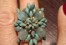 Fran's Beaded Jewelry to make / by Frances Wozniak