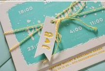 Letterpress / Découvrez nos créations imprimées Letterpress : Faire-part Mariage, Faire-part Naissance, Affiches, Cartes, carte de Voeux, Bar Mitzvah...
