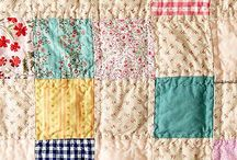 Quilt & patchwork inspiration