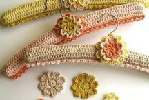 Crochet / Crochet stitches, patterns and ideas / by Pat Johnson