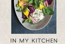 Reading List / Food books we're reading now.