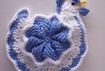 crochet / labores de crochet / by María Teresa Carrión de la Fuente