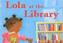 Library Themed story time ideas