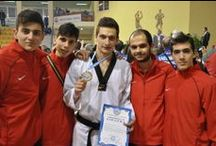 Τaekwondo Events / Διοργανώσεις και Πρωταθλήματα Ταεκβοντό