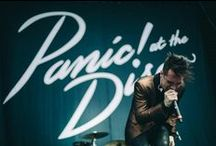 Panic! at the Disco / One of the most followed and most popular Panic! at the Disco boards! Be sure to follow for P!ATD updates and more! Comment if you want to be added to this board!!   / by Kady H// Panic! At the Disco for life