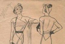 historia de la costura