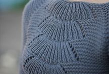 Knit solids