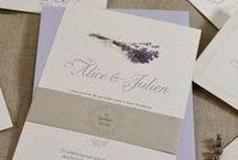 Un mariage en Provence / Carnet d'inspiration pour un mariage en Provence chaleureux, authentique et rustique chic