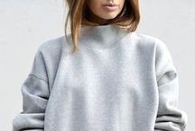 SWEAT OVERSIZED
