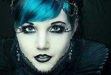 Oh.My.Goth... / A collection of all things Gothic and lovely...