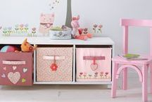 Nursery Ideas / Perfect places and spaces for your little ones