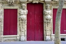 Doors Around the World / Doors around the world